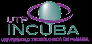 Logo de UTP Incuba de la Universidad Tecnológica de Panamá