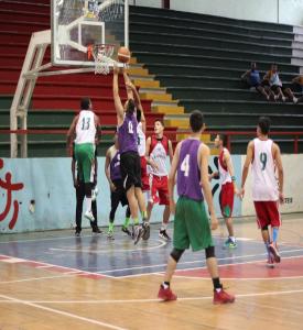 Campeonato de Basquetbol - UTP Chiriquí