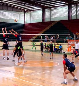 Campeonato de Voleibol - UTP Chiriquí