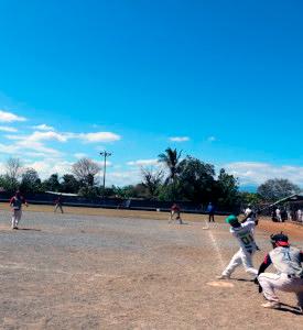 Campeonato de Softbol - UTP Chiriquí