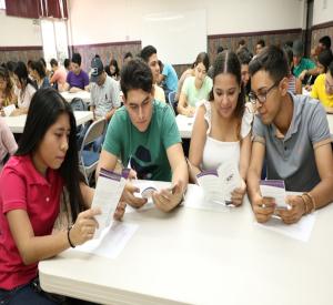 Entrega de Certificados a Estudiantes de Mención Honorífica en la UTP Chiriquí